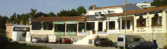 Golf Service office in Nueva Andalucia