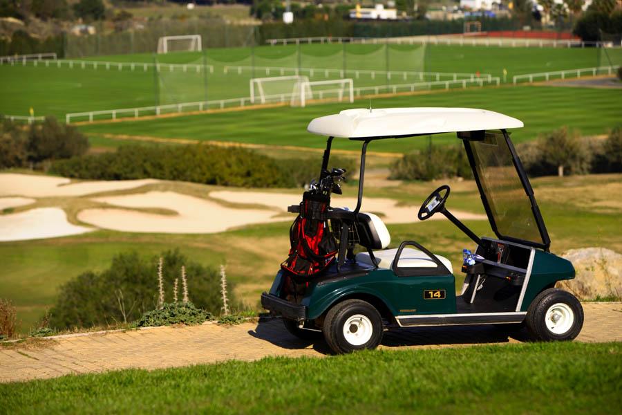 Barcelo Montecastillo Golf, Jerez de la Frontera
