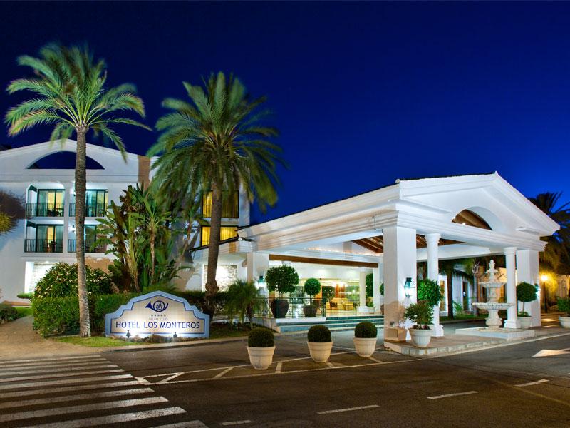 Monteros Hotel, Marbella