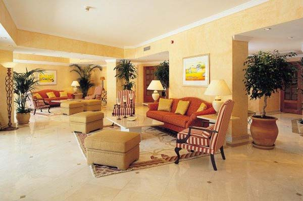 Formosa Park Apartment Hotel lounge