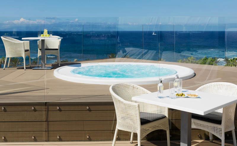 Book h10 conquistador hotel in arona tenerife canary for Designhotel teneriffa