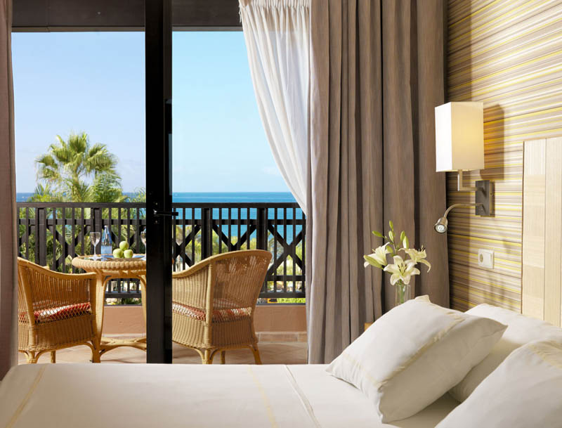 H10 Costa Adeje Palace Sea views from Junior Suite Privilege