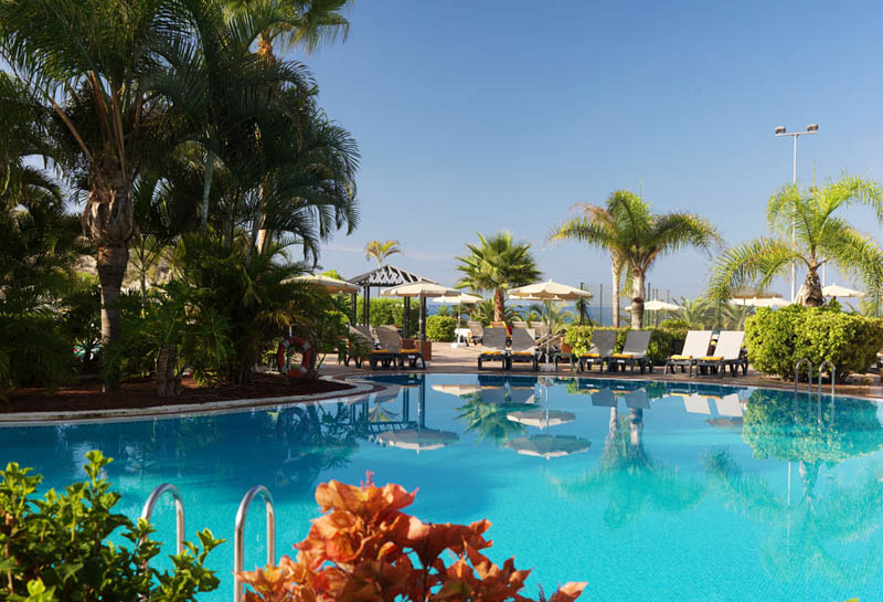 H10 Costa Adeje Palace Swimming pool (3)