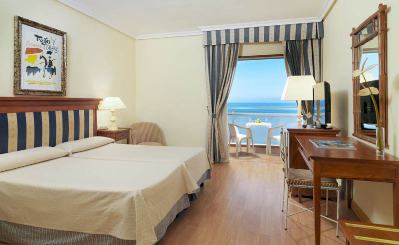H10 Gran Tinerfe Hotel Double Room Sea View