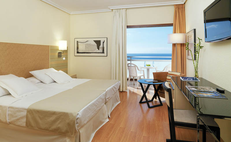 H10 Gran Tinerfe Hotel Superior Double Room Sea View