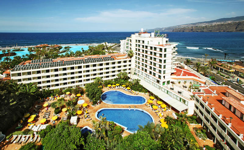 Hotels in spain and portugal - H10 conquistador tenerife ...
