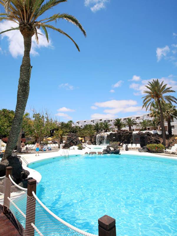 H10 Lanzarote Gardens Apart Hotel, Teguise