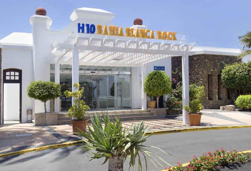 H10 Sentido Bahia Blanca Rock Apt Hotel, Yaiza