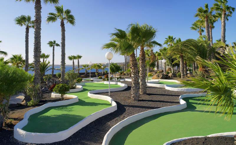 hotel timanfaya golf lanzarote:
