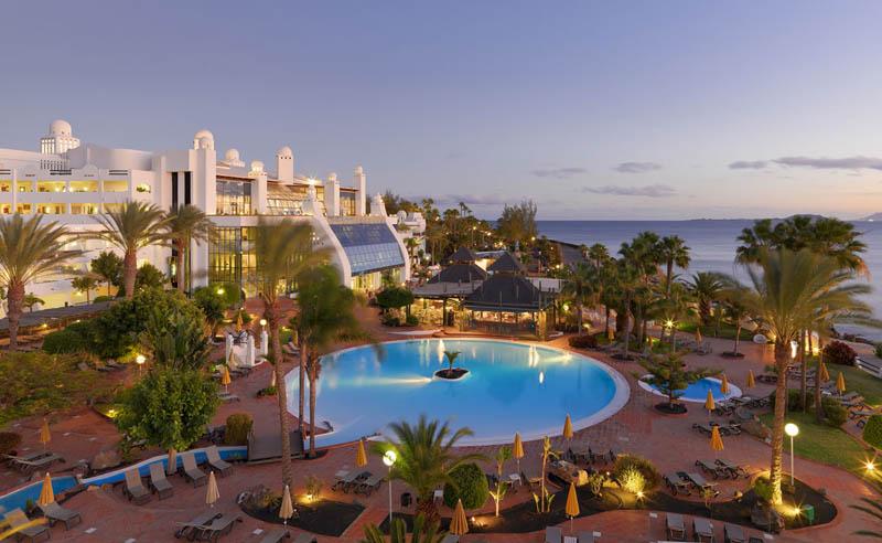 H10 Timanfaya Palace Hotel, Yaiza