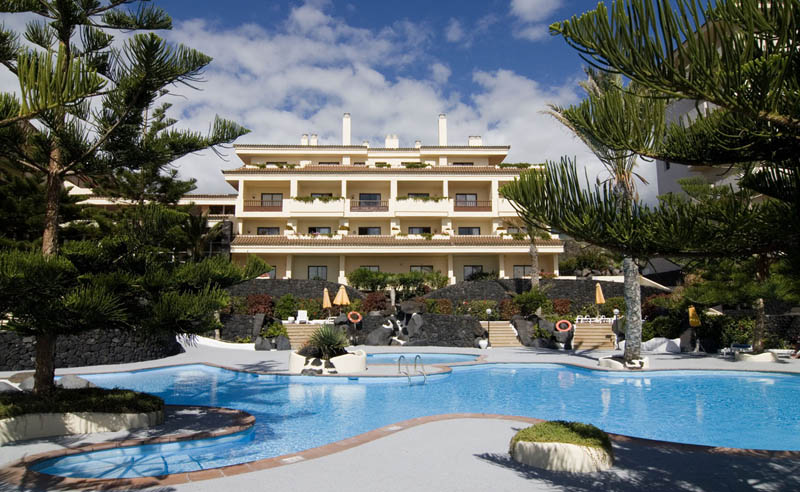 H10 Costa Salinas Hotel and pool