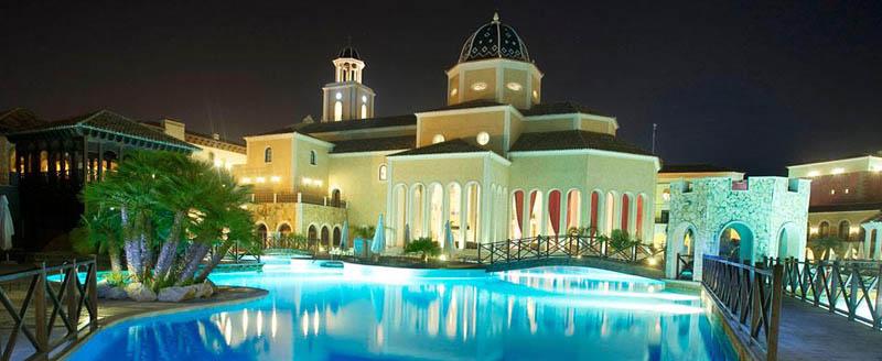 Villaitana Hotel, Nucia, La