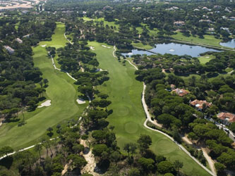 Boka Quinta do Lago North Golf