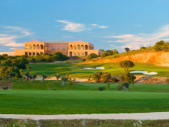 Amendoeira Faldo Course Golf