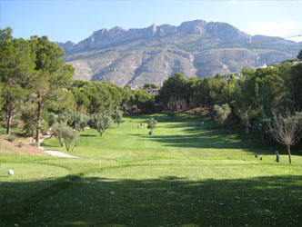 Altea Golf Club Golf