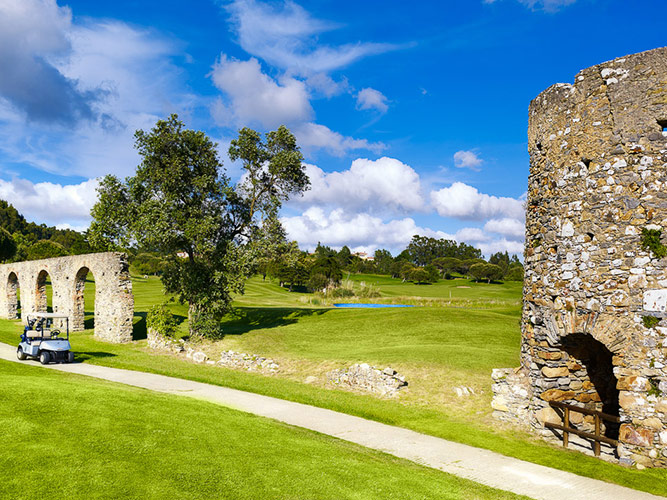 Penha Longa Resort North and South,