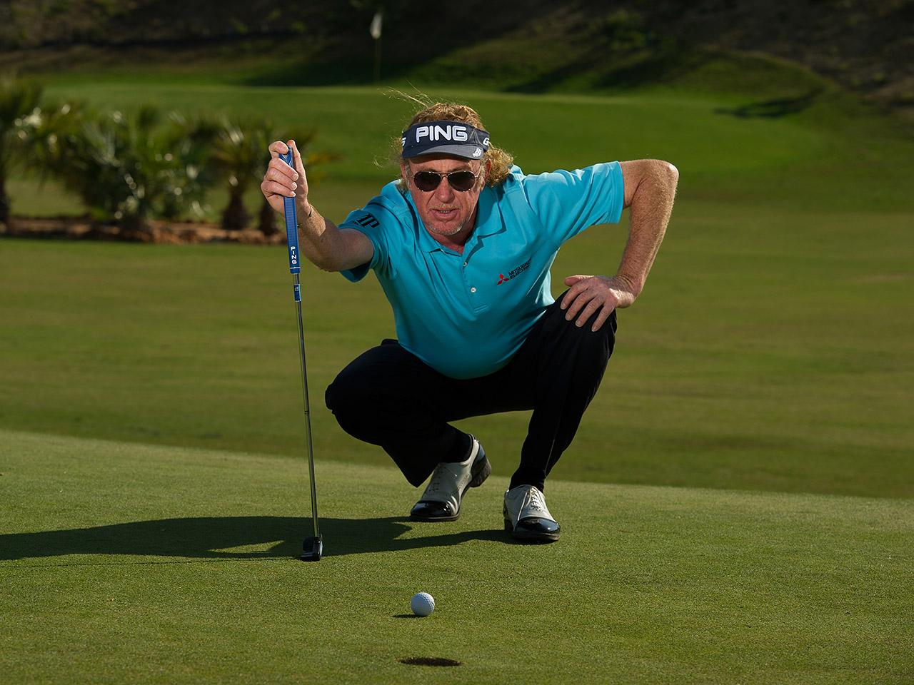Miguel Angel Jimenez Golf Academy, Malaga