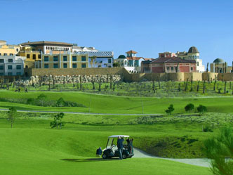 Villaitana-Poniente Golf