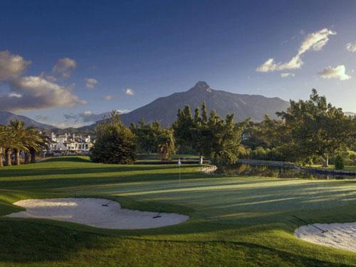 Banus Executive Golf, Malaga