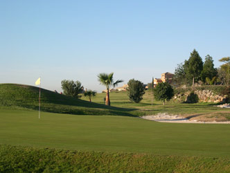 Zaudín Club Golf