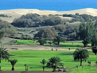 Maspalomas Golf Course Green Fee Discount Canary Islands Spain