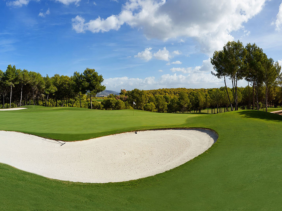 T Golf Country Club Poniente Golf
