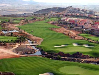 Desert Springs Golf course  Green fee discount Andalucia SPAIN