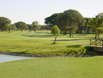Novo Sancti Petri Course A-Sea and Pines Golf