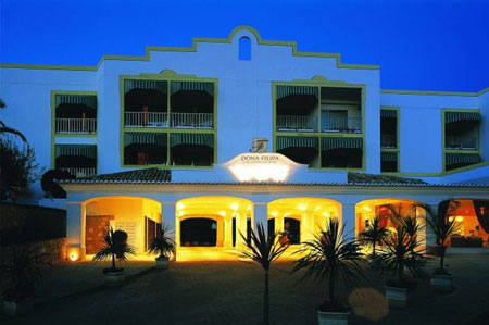 Dona Filipa San Lorenzo Golf Resort, Faro