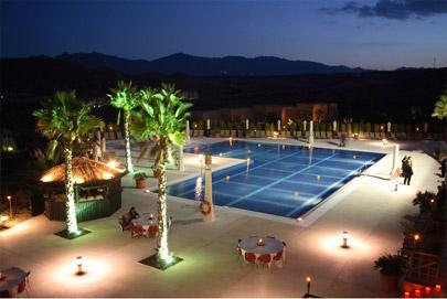 Valle del Este Hotel, Vera