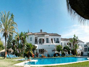 Sierra Park Club Apartments, Marbella