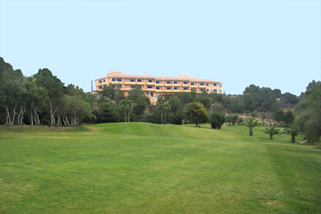 Campoamor Golf Hotel, Orihuela